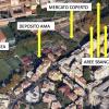 Cantieri Metro C: il massacro degli alberi a San Giovanni