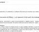 Fosso Tre Fontane: lettera al Presidente Catarci del 28 agosto 2015