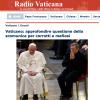 Papa Francesco vuole scomunicare i corrotti e i mafiosi