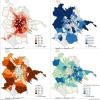 MappaRoma: il voto alle elezioni regionali 2018