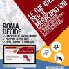 """Piazza dei Navigatori: """"Roma decide"""" partecipazione per sorteggio e via web."""