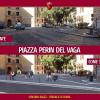Piazza Perin del Vaga al Flaminio: finalmente avviato il progetto per la riqualificazione