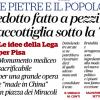 Montanari: Pisa, acquedotto fatto a pezzi e paccottiglia sotto la Torre