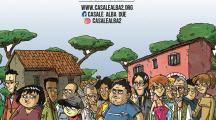 Parco di Aguzzano, continua la battaglia dei comitati