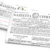 """Allarme rosso: lo  """"sbloccacantieri"""" è in Gazzetta Ufficiale"""