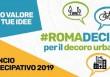 #RomaDecide: prosegue il bilancio partecipativo per le proposte per il decoro