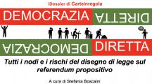 iDossier di Carteinregola: Disegno di legge per il referendum propositivo