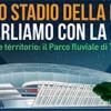 Stadio della Roma: il progetto del parco fluviale
