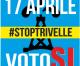 Referendum trivelle: noi andiamo a votare