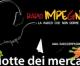 La notte dei Mercati rionali su Radioimpegno 21/22 luglio
