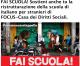 Il progetto di FOCUS-Casa dei Diritti Sociali per ristrutturare la scuola di italiano per stranieri
