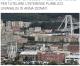 Ponte Morandi, concessioni autostradali. Un'analisi di Anna Donati
