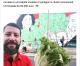 Murales di Ostia: una triste sequenza
