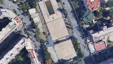 La storia (non ancora finita) del salvataggio dell'impianto sportivo di via Como