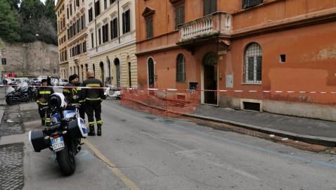 Paolo Gelsomini: evacuato dalla mia casa al Celio