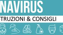 Diario Coronavirus, notizie, istruzioni e consigli