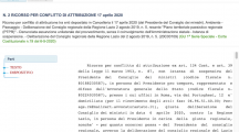 Piano Paesaggistico della Regione Lazio perchè il Ministero dei Beni culturali l'ha impugnato