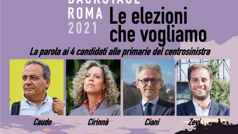 Le elezioni che vogliamo: La parola ai 4 candidati alle primarie del centrosinistra