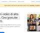Fatti sentire! Videoconferenza con Google Meet