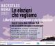 Backstage Roma 2021: 18 febbraio – Libertà è informazione e partecipazione
