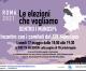 Roma 2021 Backstage: Dentro i Municipi – 17 maggio, incontro con i comitati del XIV Municipio