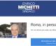 Le liste a sostegno di Enrico Michetti (centrodx) in Campidoglio