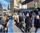 Mercato Trieste, la manifestazione  per la riapertura del parcheggio di Via Chiana ha avuto successo