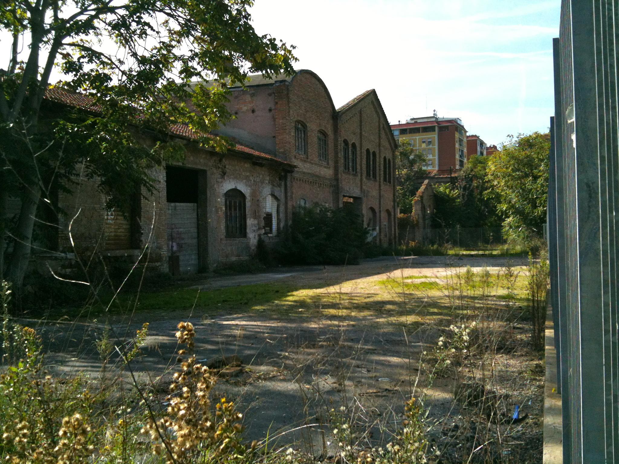 XV Municipio, l'ex stabilimento MIra Lanza, espunto all'ultimo momento dall'elenco dei beni che il Comune voleva dismettere