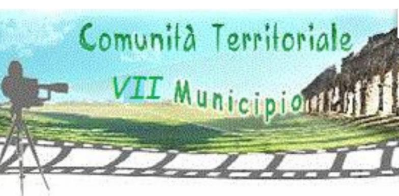 logo comunita territoriale VII municipio 1
