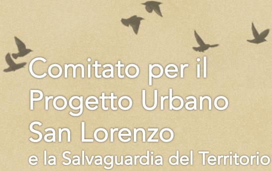 logo provv Comitato per il Progetto Urbano San Lorenzo