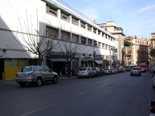 Il Mercato Trieste in Via Chiana