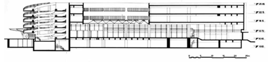 progetto mercato metronio