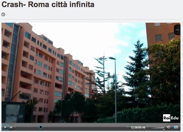 roma città infinita