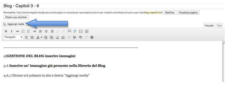 Blog aggiungi media a1