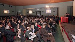 Assemblea  per la presentazione del Progetto Flaminio