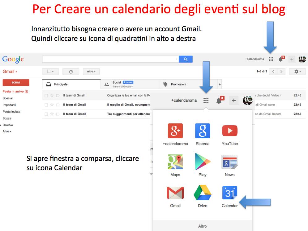 istruzioni calendario blog 1