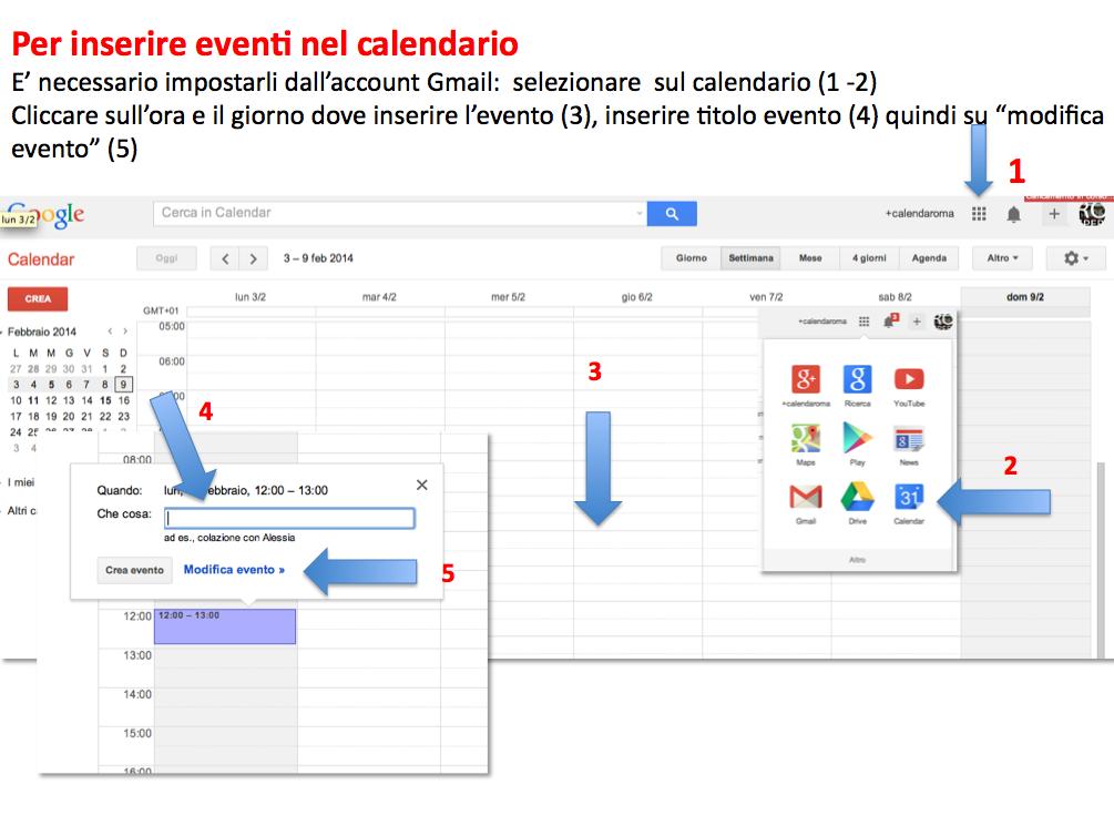 istruzioni calendario blog 9