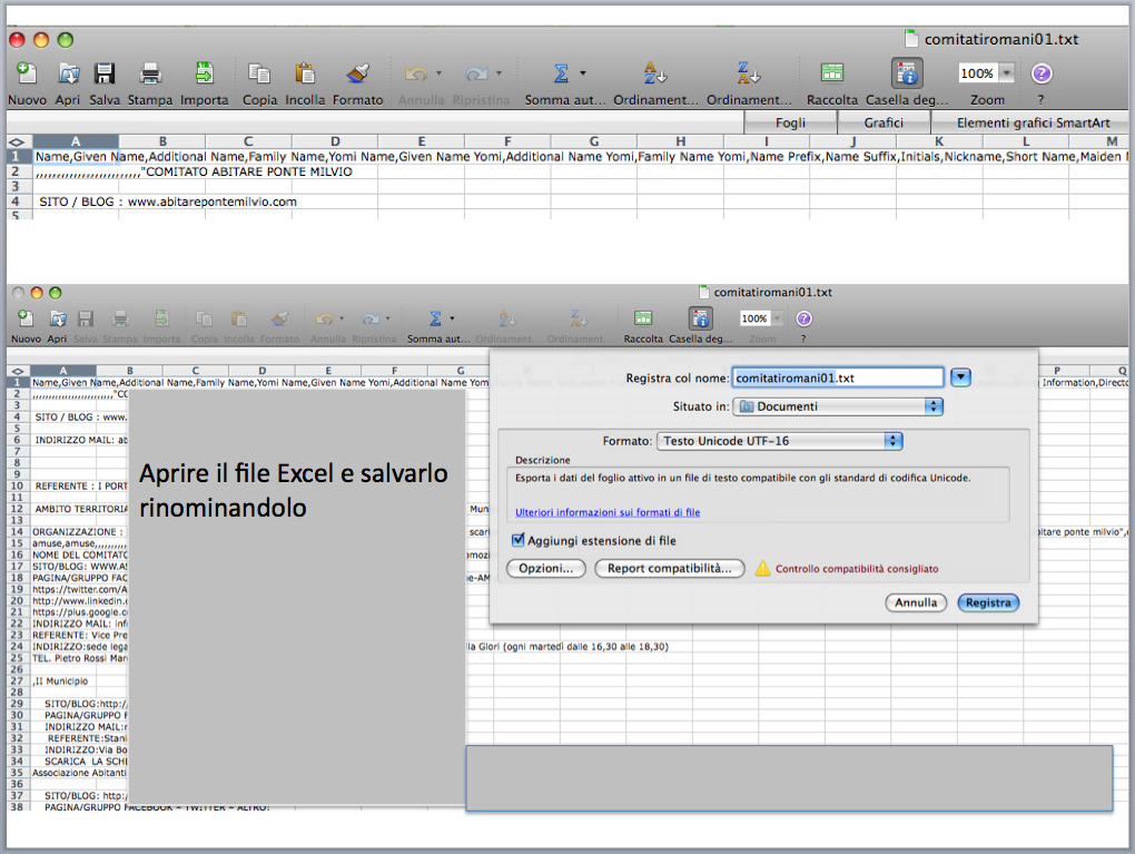 istruzioni gestione account posta Gmail - gruppi di contatti 03