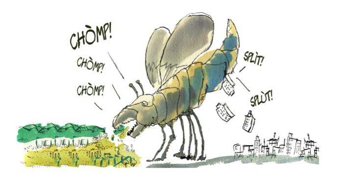 Vignetta di Sergio Staino