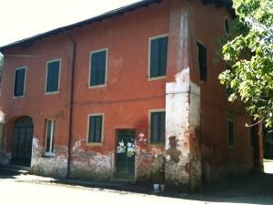 villa ada  casa del custode via salaria 267