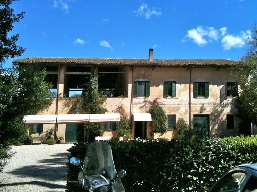 "La ""Cascianese"" a Villa Ada"