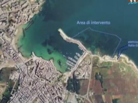 otranto map sito nuovo porto