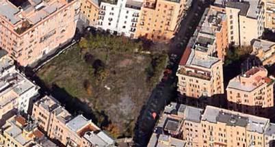 Foto 1. Area verde via Cesena