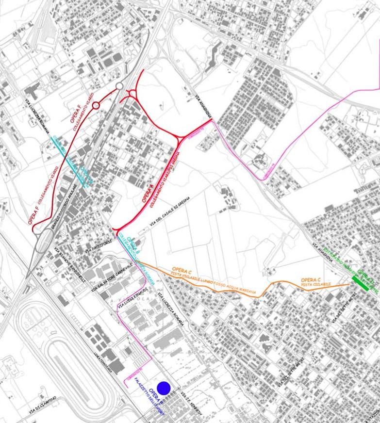 Graficizzazione Osservazioni Comunità territoriale VII Municipio Print Ciampino 3 luglio 2014