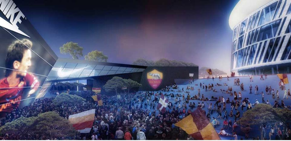 progetto stadio roma 3
