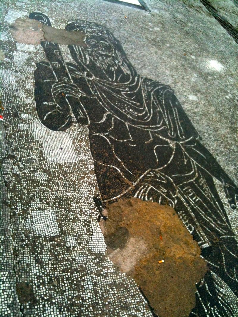 mosaici foro italico