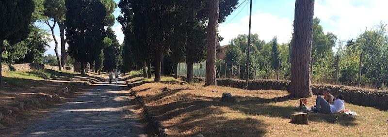 Appia Antica (foto AMBM)
