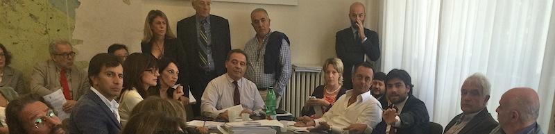 Commissioni congiunte sullo Stadio della Roma 2 ottobre 2014