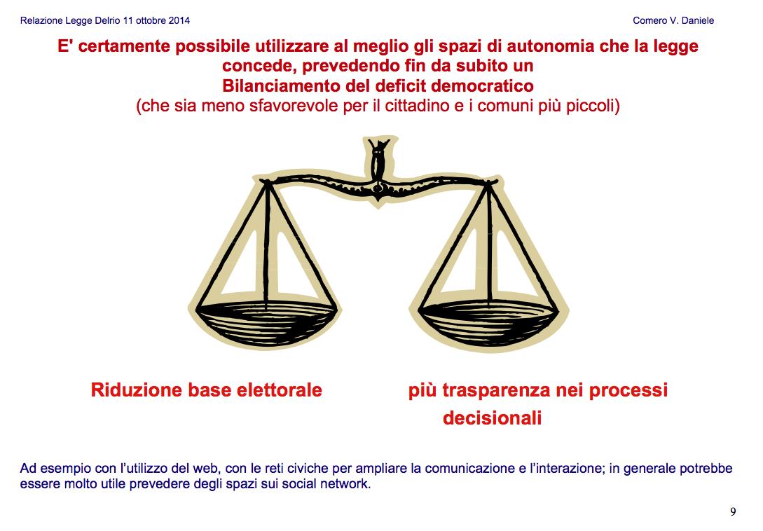 9 DELRIO-Slide per ASSEMBLEA 11-10-2014