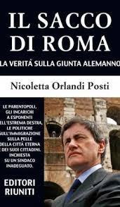 Il sacco di roma libro Orlandi Posti